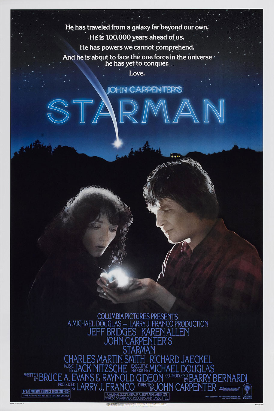 Image result for starman movie